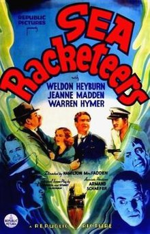 Poster of the movie Sea Racketeers.jpg