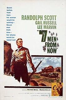 <i>Seven Men from Now</i> 1956 film by Budd Boetticher