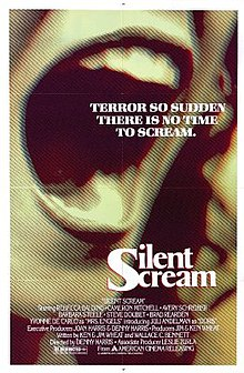 Px Poster Of The Movie Silent Scream