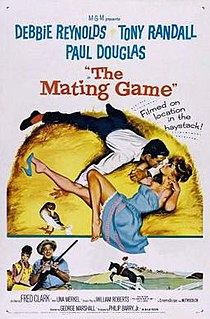 <i>The Mating Game</i> (film) 1959 film by George Marshall