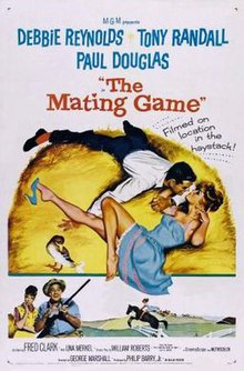Poster of the movie The Mating Game.jpg