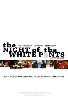 Poster of the movie The Night of the White Pants.jpg