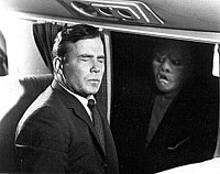 """Shatner in The Twilight Zone: """"Nightmare at 20,000 Feet"""""""
