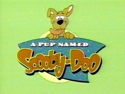 Picture of a TV show: A Pup Named Scooby-Doo