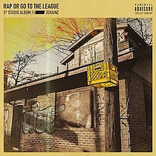 Rap or Go to the League cover.jpg