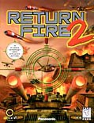 Return Fire 2 - Cover art