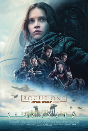 Rogue One - Theatrical release poster