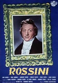 <i>Rossini</i> (film) 1942 film by Mario Bonnard