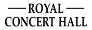 Nottingham Royal Concert Hall - The logo of the Royal Concert Hall, Nottingham