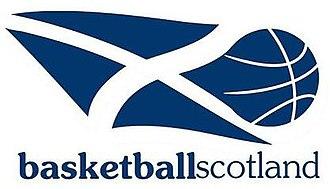 Scotland national basketball team - Image: SCOT B Ball