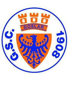 Goslarer SC 08 association football club in Germany