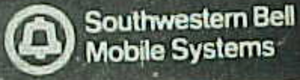 Southwestern Bell Mobile Systems - Image: SWBMS