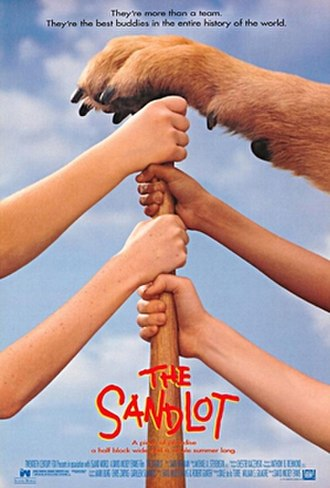 The Sandlot - Theatrical release poster