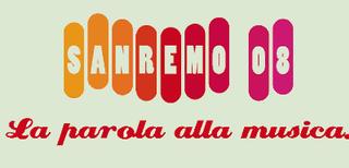 Sanremo Music Festival 2008