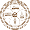 Official seal of Cary, North Carolina