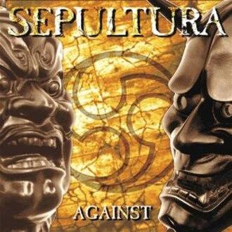 Against (album) - Image: Sepultura Against