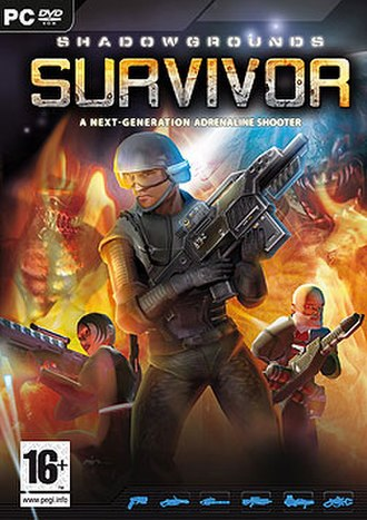 Shadowgrounds: Survivor - Image: Shadowground Survivors