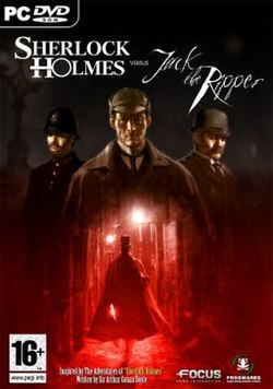 Sherlock Holmes vs. Jack the Ripper Cover.jpg