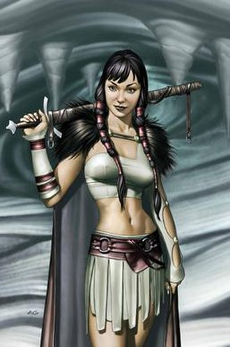 Sif (comics) - Image: Sif (Marvel comics) cover
