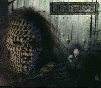 Virus (Iron Maiden song) - Image: Single 30a virus 1 a small