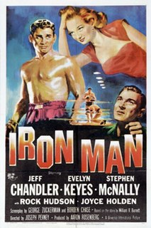 <i>Iron Man</i> (1951 film) 1951 film