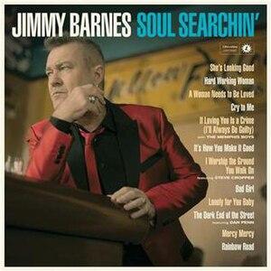 Soul Searchin' (Jimmy Barnes album) - Image: Soul Searchin' by Jimmy Barnes