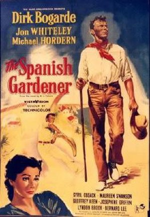 The Spanish Gardener (film) - Image: Spanish Gardener