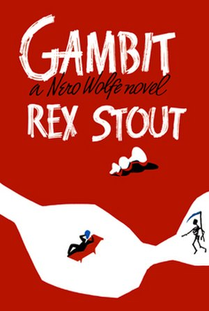 Gambit (novel) - Image: Stout G 1