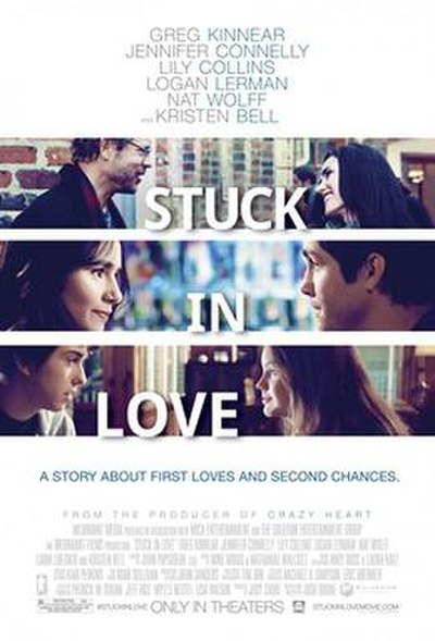 Picture of a movie: Stuck In Love.