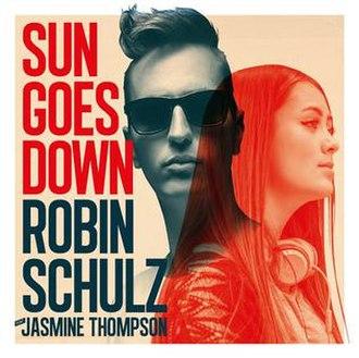 Robin Schulz featuring Jasmine Thompson - Sun Goes Down (studio acapella)