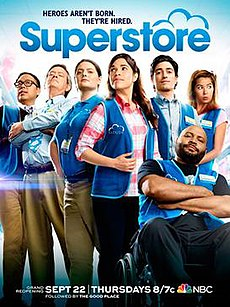 Superstore Season 2 Wikipedia