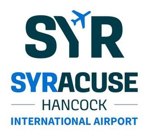 Syracuse Hancock International Airport - Image: Syracuse Hancock International Airport Logo