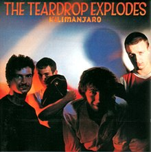 Teardrop Explodes - Kilimanjaro CD album cover.jpg