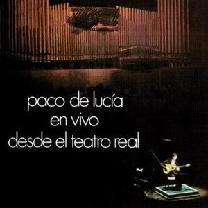 En vivo desde el Teatro Real - Image: Teatroreal