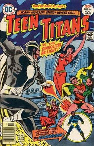 Teen Titans - Image: Teen titans 44 1976