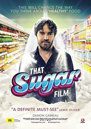 That Sugar Film - Release poster