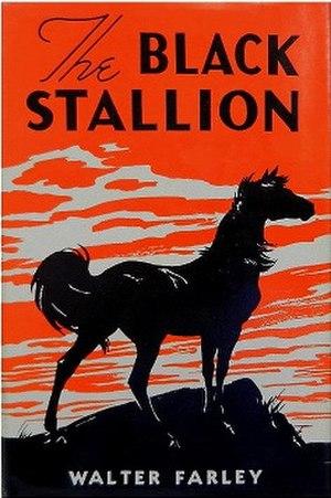 The Black Stallion - 1941 edition (publ. Random House)