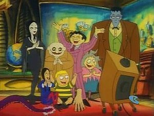 The Addams Family (1992 animated series) - The Addams Family