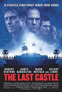 FILM - The Last Castle (2001)