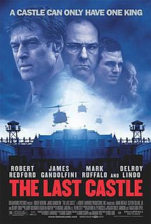 <i>The Last Castle</i> 2001 film by Rod Lurie