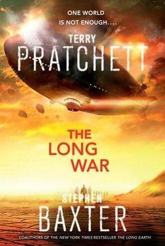 The Long War (novel) - Image: The Long War UK Book Cover