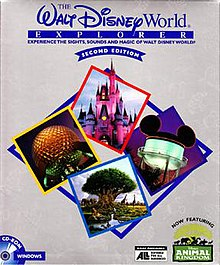 The Walt Disney World Explorer - Second Edition box art.jpg
