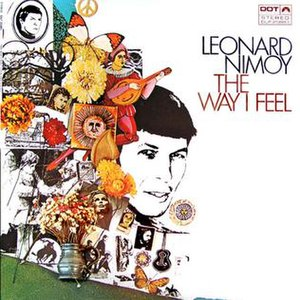 The Way I Feel (Leonard Nimoy album) - Image: The Way I Feel (Leonard Nimoy album)