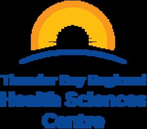 Thunder Bay Regional Health Sciences Centre - Image: Thunder Bay Regional Health Sciences Centre Logo