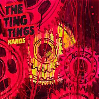 The Ting Tings — Hands (studio acapella)