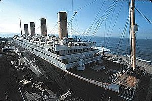 The reconstruction of the RMS Titanic