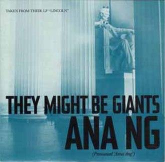 Ana Ng - Image: Tmbg ana ng