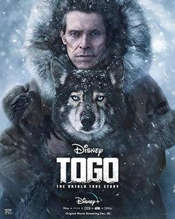<i>Togo</i> (film) 2019 American drama adventure film