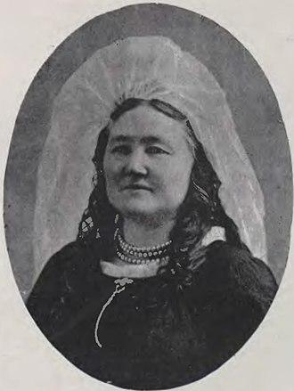 1918 in Iceland - Torfhildur Þorsteinsdóttir
