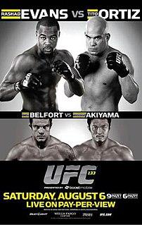 UFC 133 UFC mixed martial arts event in 2011